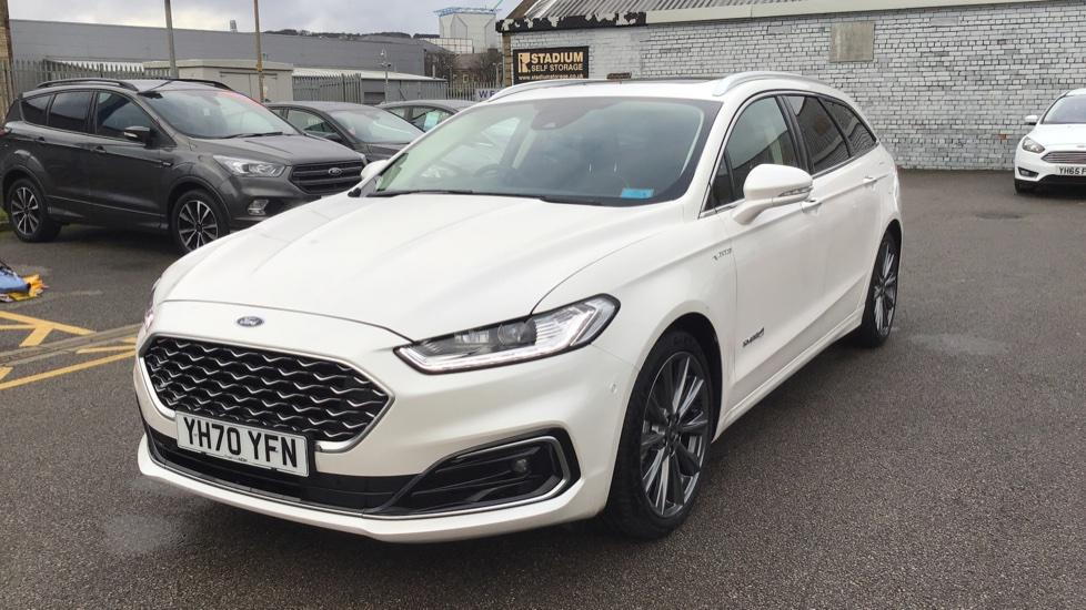 Ford MONDEO VIGNALE 2020 - White Platinum   £27,390 ...