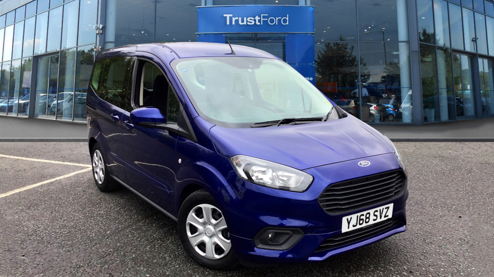 Used Ford TOURNEO COURIER YJ68SVZ 1