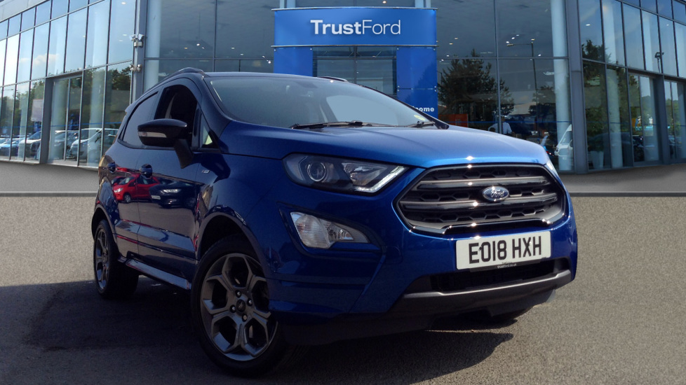 Used Ford ECOSPORT EO18HXH 1