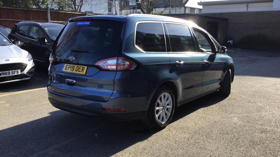 Ford GALAXY 2019 - Chrome Blue   £25,450   Kingston ...