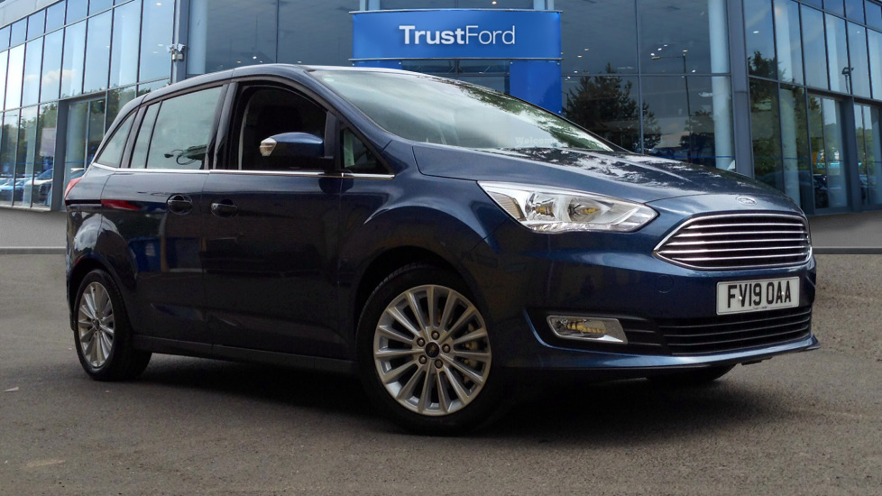 Used Ford GRAND C-MAX FV19OAA 1