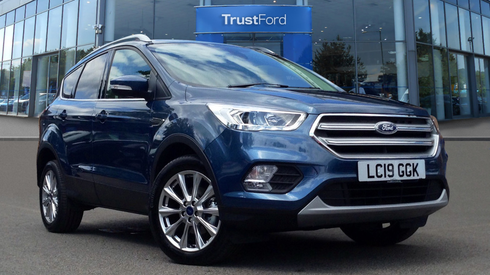 Used Ford KUGA LC19GGK 1