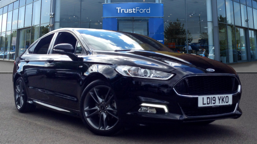 Used Ford MONDEO LD19YKO 1