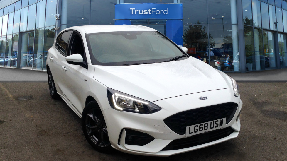 Used Ford FOCUS LG68USW 1