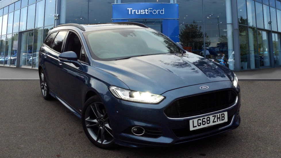 Used Ford MONDEO LG68ZHB 1