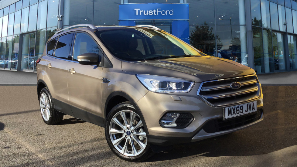 Used Ford KUGA MX69JVA 1