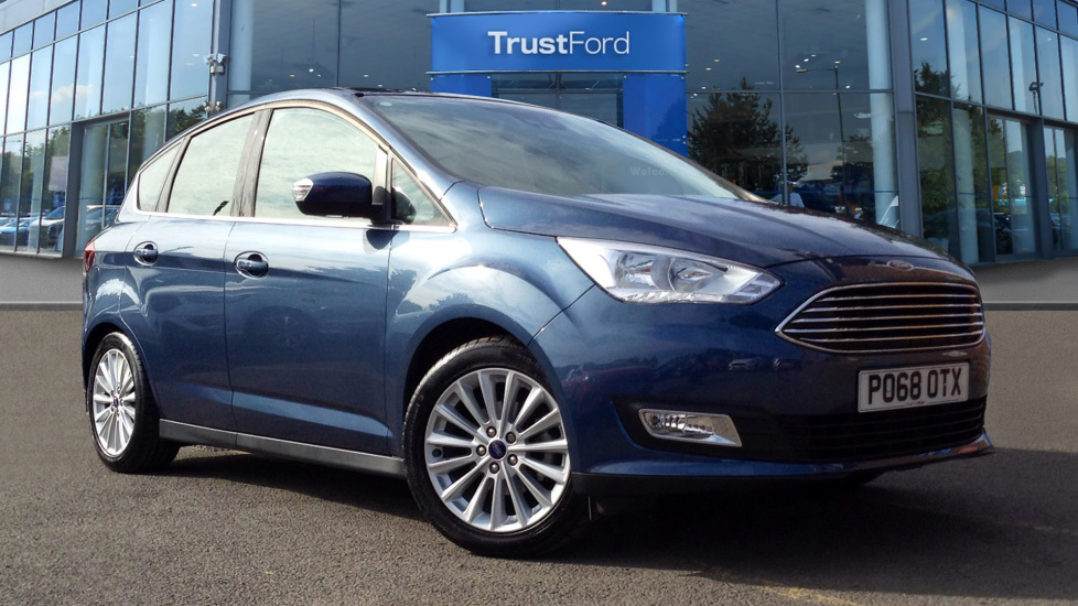 Used Ford C-MAX PO68OTX 1
