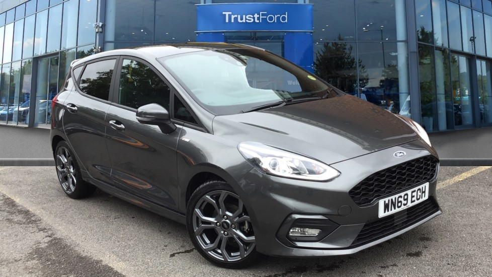 Used Ford FIESTA WN69EOH 1