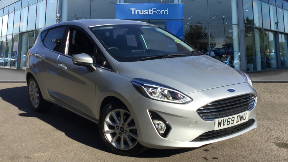 Used Ford FIESTA WV69DWU 1