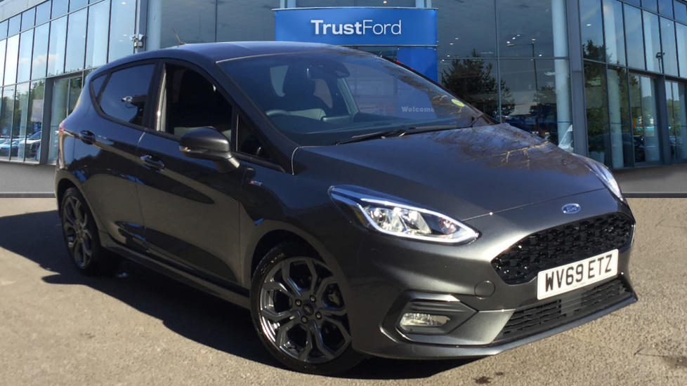 Used Ford FIESTA WV69ETZ 1