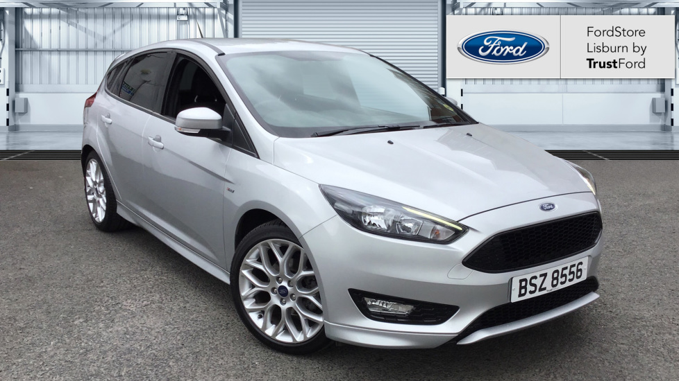 Used Ford FOCUS BSZ8556 1
