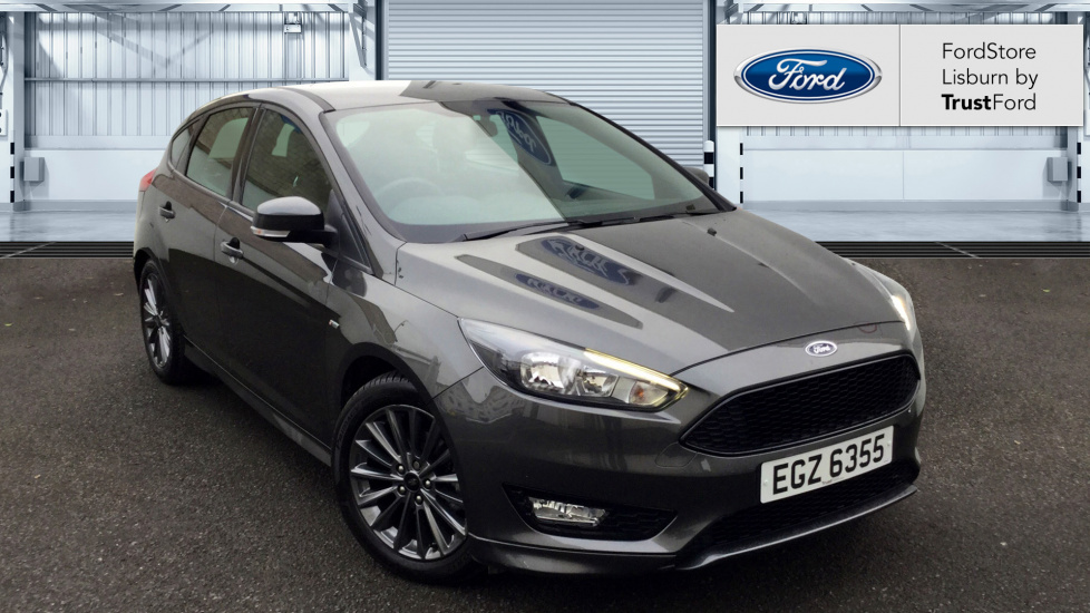 Ford Used Car Dealers Belfast