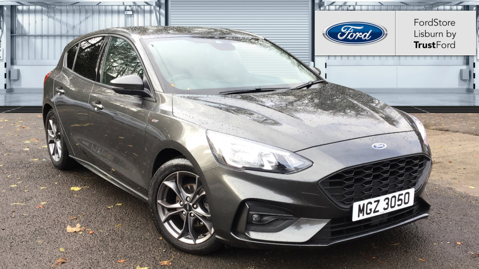 Used Ford FOCUS MGZ3050 1