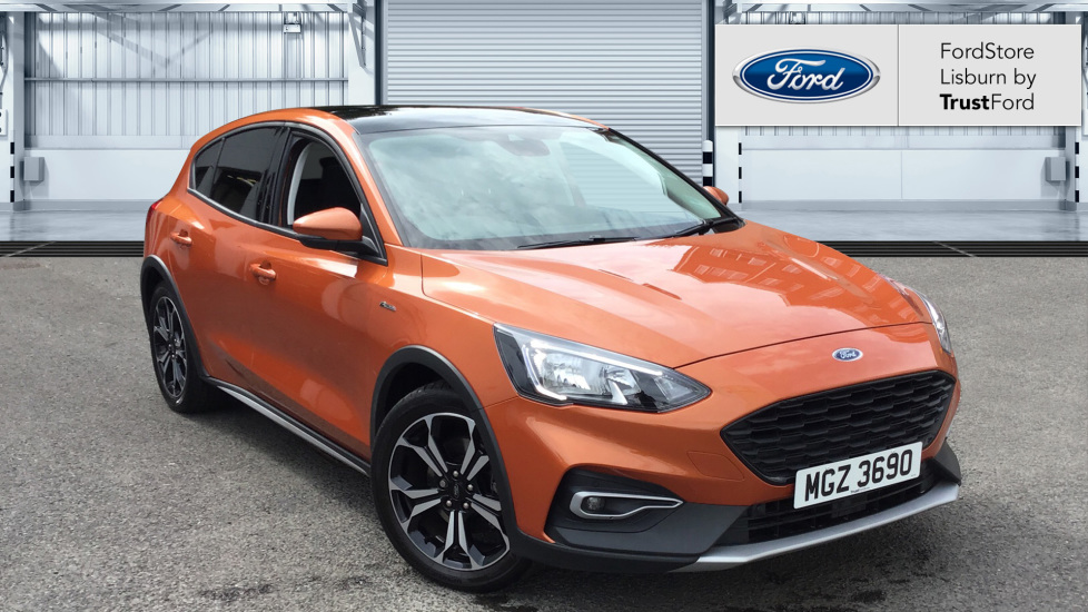 Used Ford FOCUS MGZ3690 1