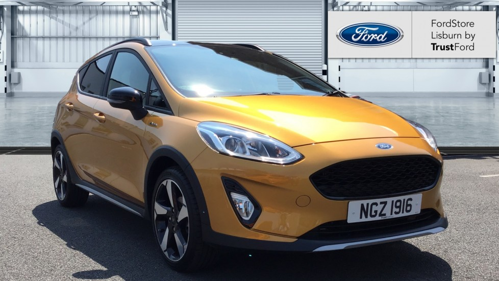 Used Ford FIESTA NGZ1916 1