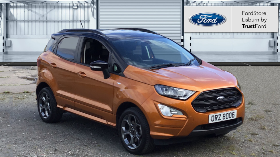 Used Ford ECOSPORT ORZ8006 1