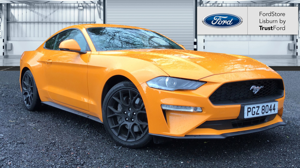 Used Ford MUSTANG PGZ8044 1