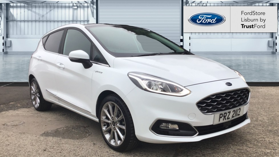 Used Ford FIESTA VIGNALE PRZ2112 1