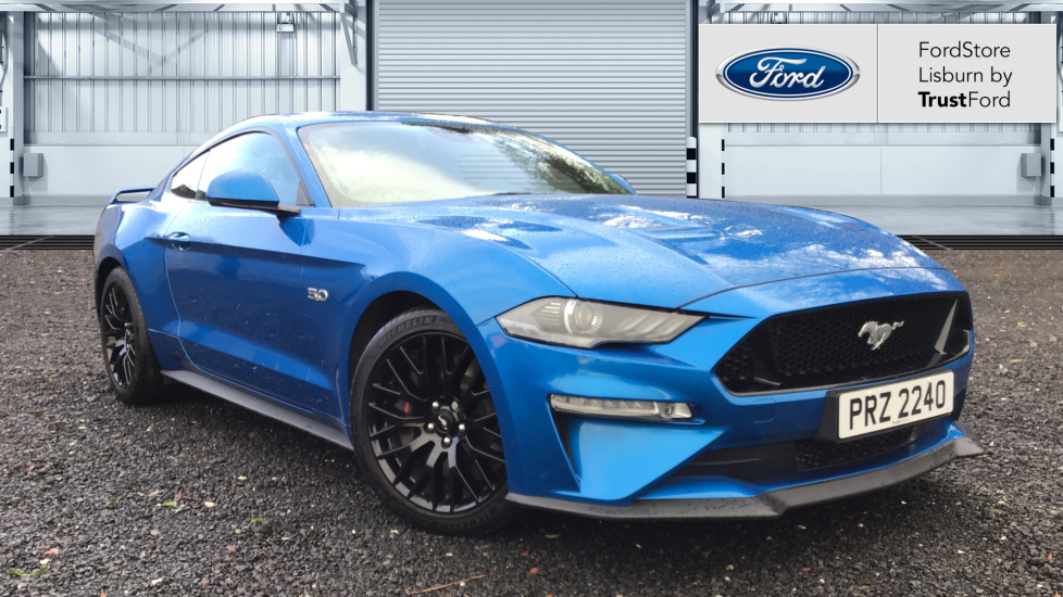 Used Ford MUSTANG PRZ2240 1