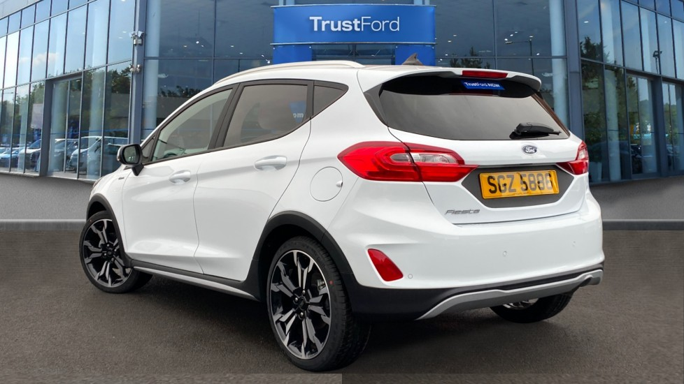 Ford FIESTA 2020 - Frozen White | £17,000 | Lisburn ...