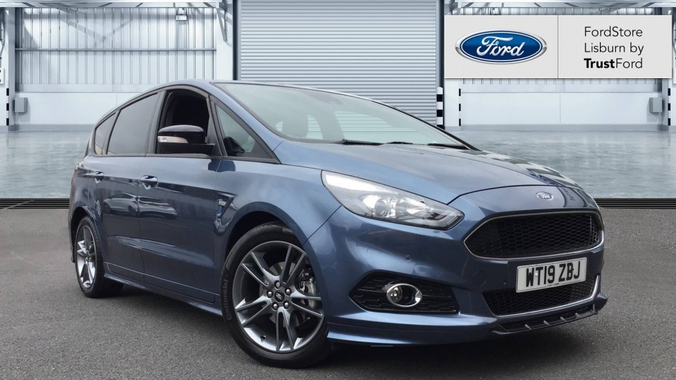 Used Ford S-MAX WT19ZBJ 1