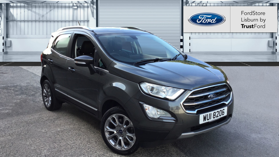 Used Ford ECOSPORT WUI8206 1