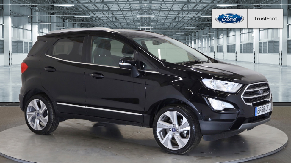 Used Ford ECOSPORT EP68CFJ 1