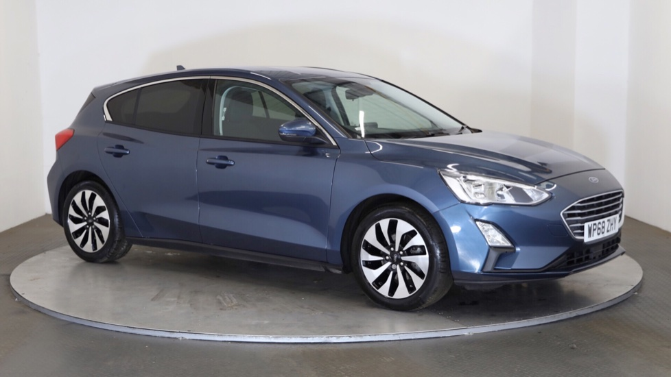 Used Ford FOCUS WP68ZHY 1