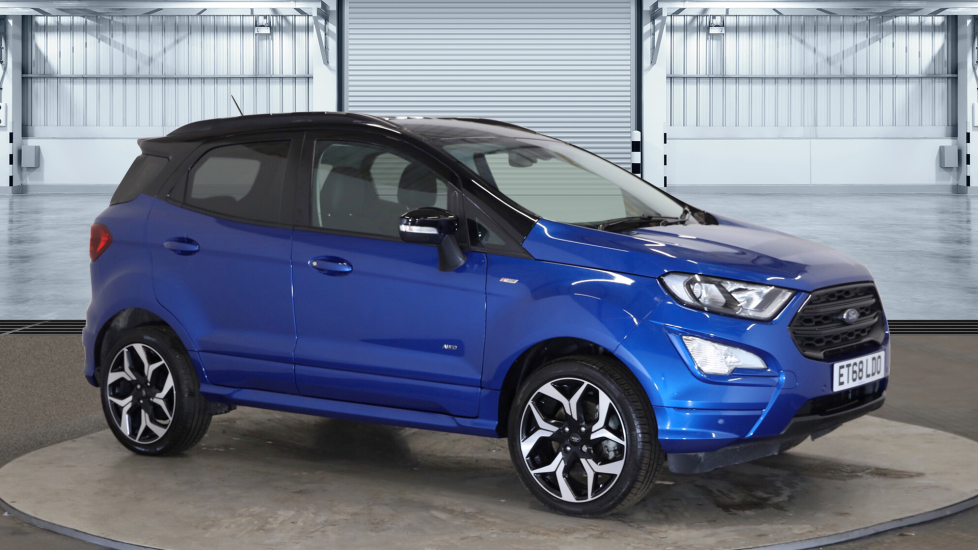 Used Ford ECOSPORT ET68LDO 1