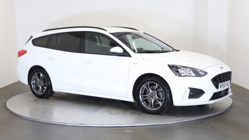 Used Ford FOCUS WP68VKZ 1