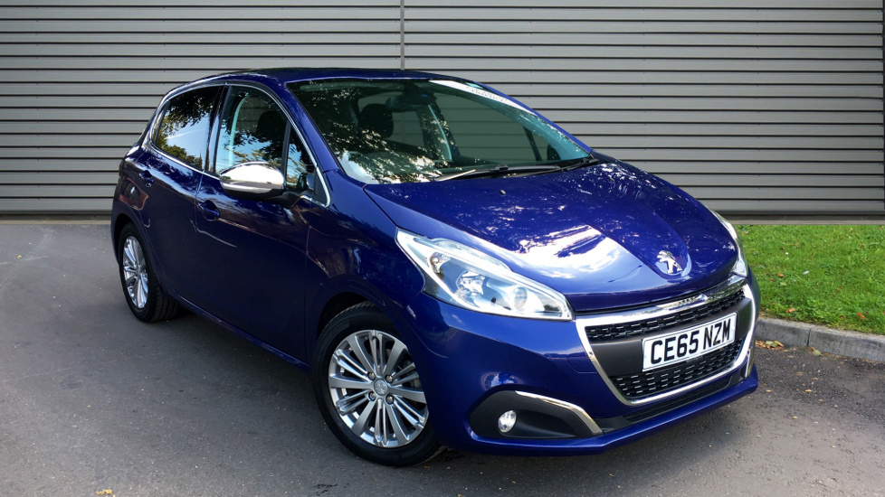 Used Peugeot 208 Hatchback 1.6 BlueHDi Allure 5dr