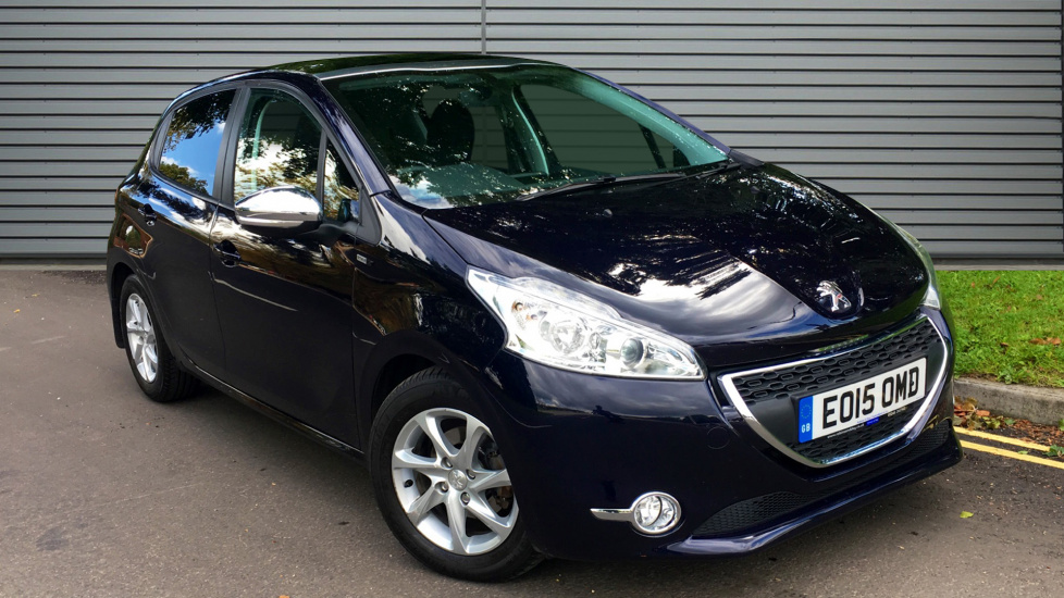 Used Peugeot 208 Hatchback 1.4 HDi Style 5dr