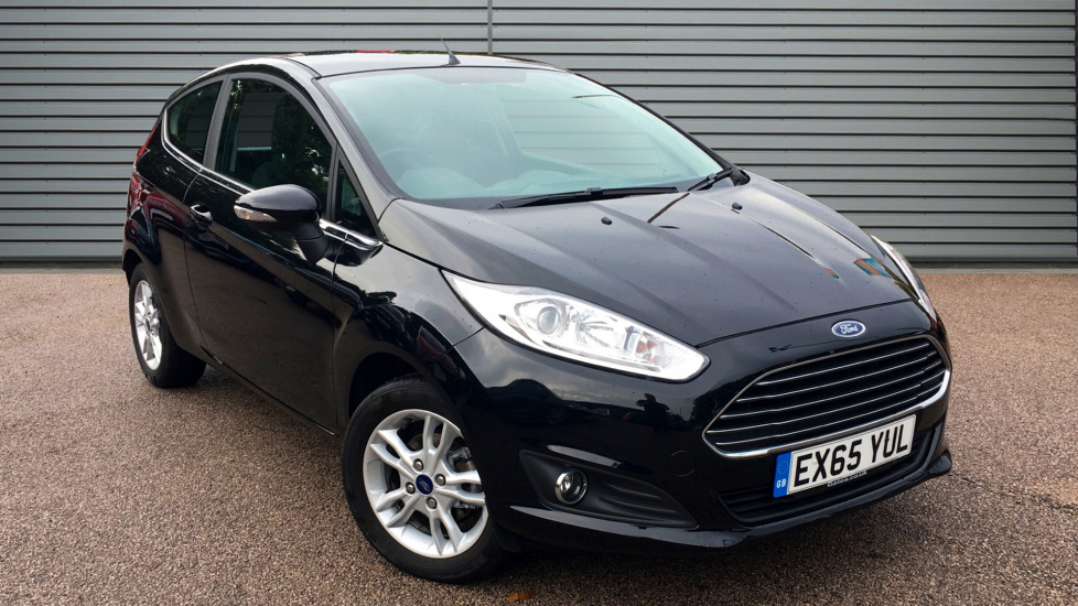 Used Ford FIESTA Hatchback 1.0 T EcoBoost Zetec 3dr (start/stop)