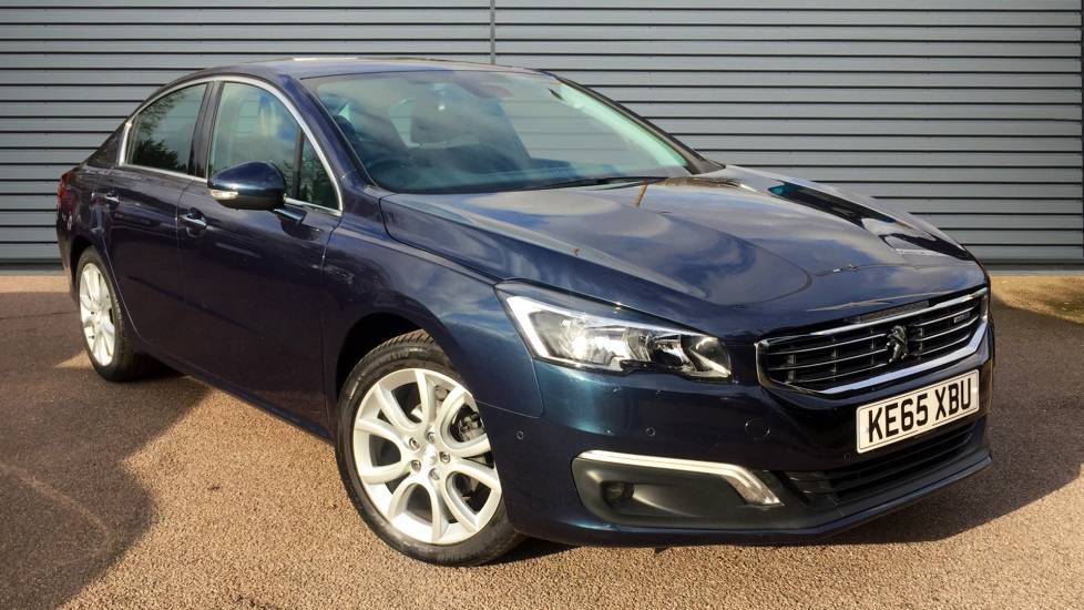Used Peugeot 508 Saloon 1.6 BlueHDi Allure (s/s) 4dr