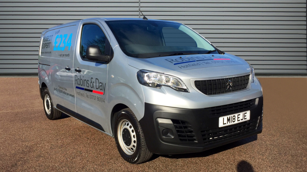 Used Peugeot EXPERT Panel Van 2.0 BlueHDi (EU6) Professional Standard 1400 5dr