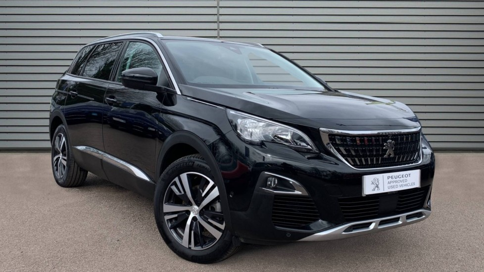 Used Peugeot 5008 SUV 1.5 BlueHDi Allure EAT (s/s) 5dr