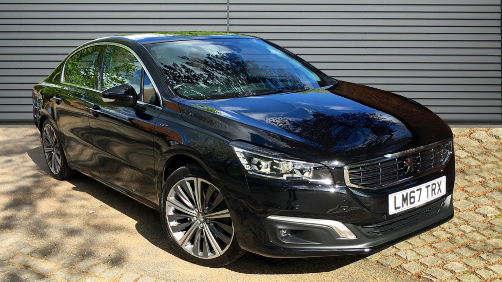 Used Peugeot 508 Saloon 2.0 BlueHDi GT (s/s) 4dr