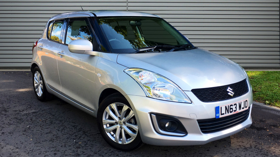 Used Suzuki SWIFT Hatchback 1.2 SZ3 5dr