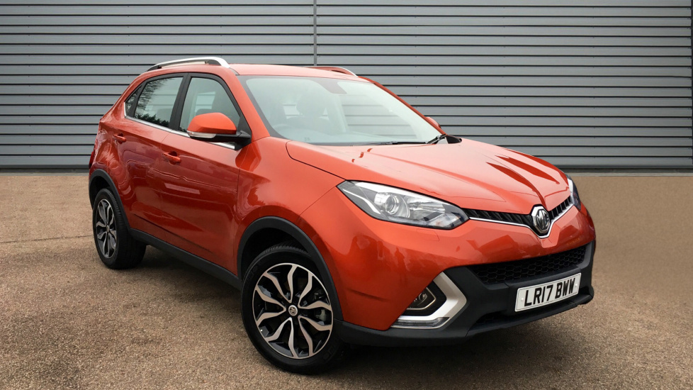 Used Mg GS SUV 1.5 TGI TL Exlusive DCT (s/s) 5dr