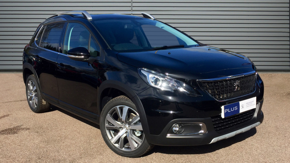 Used Peugeot 2008 SUV 1.5 BlueHDi Allure EAT6 (s/s) 5dr