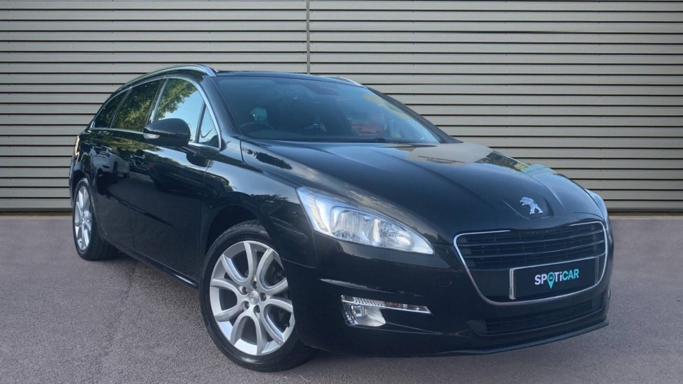 Used Peugeot 508 SW Estate 1.6 e-HDi Active EGC (s/s) 5dr