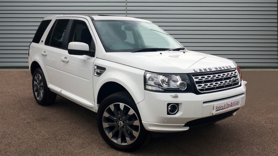 Used Land Rover FREELANDER 2 SUV 2.2 SD4 HSE Luxury Station Wagon 4x4 5dr