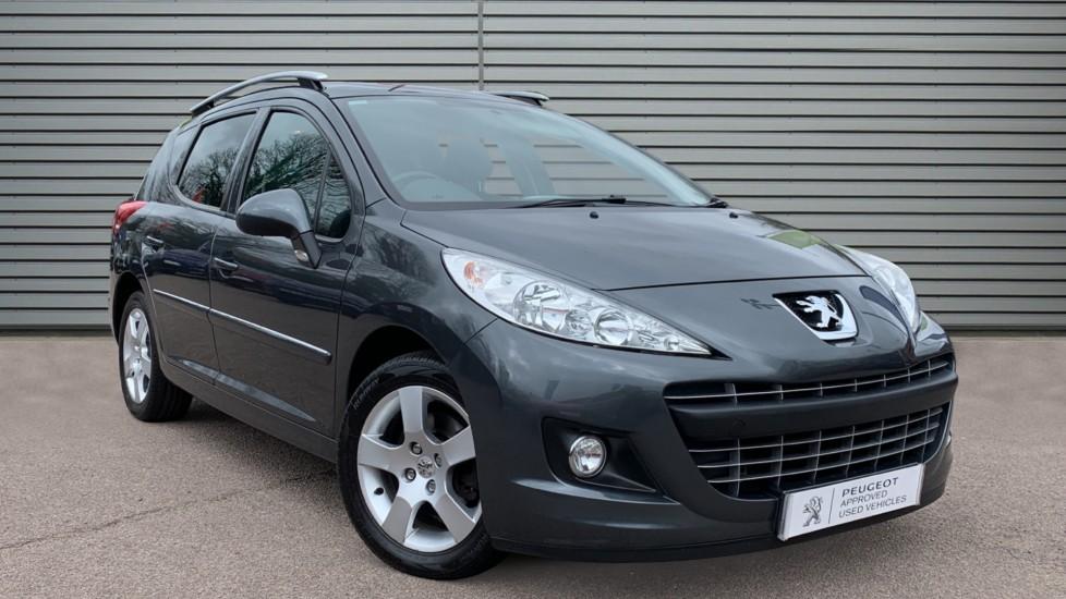 Used Peugeot 207 SW Estate 1.6 HDi Allure 5dr
