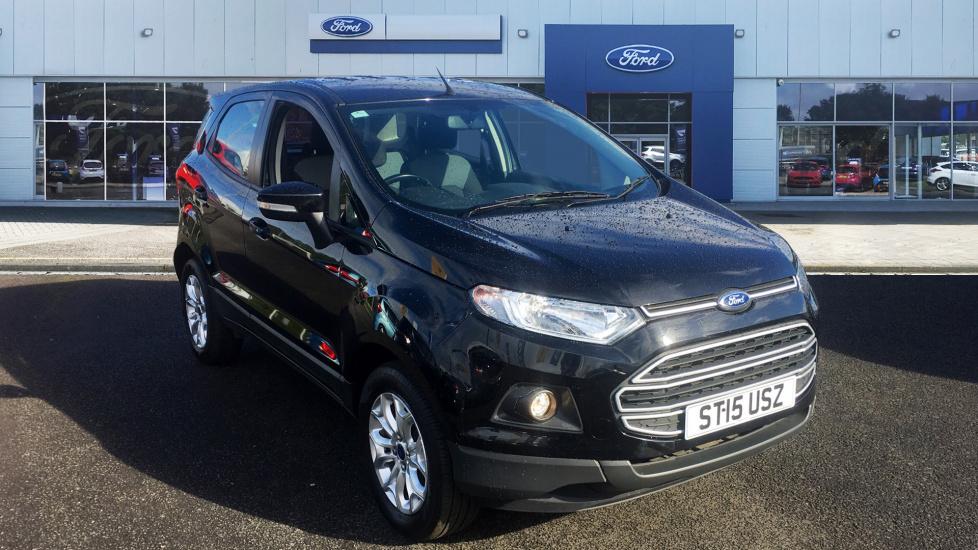 Used Ford Ecosport   Tdci Zetec Drsel Hatchback For Sale Bristol Street Motors