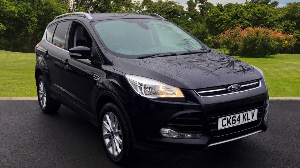 Used Ford Kuga   Titanium Dr Wdsel Estate For Sale Vertu Honda