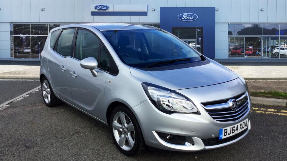 Used Vauxhall Meriva 14i 16v Tech Line 5dr Petrol Estate For Sale