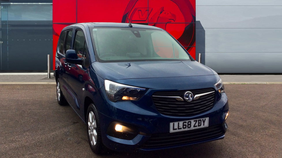 16c3c6314e New   used Vauxhall Combo Life cars for sale