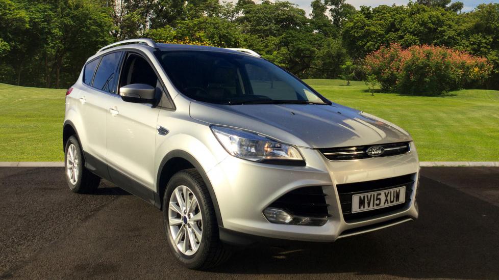Used Ford Kuga   Titanium Dr Auto Petrol Estate For Sale Vertu Honda