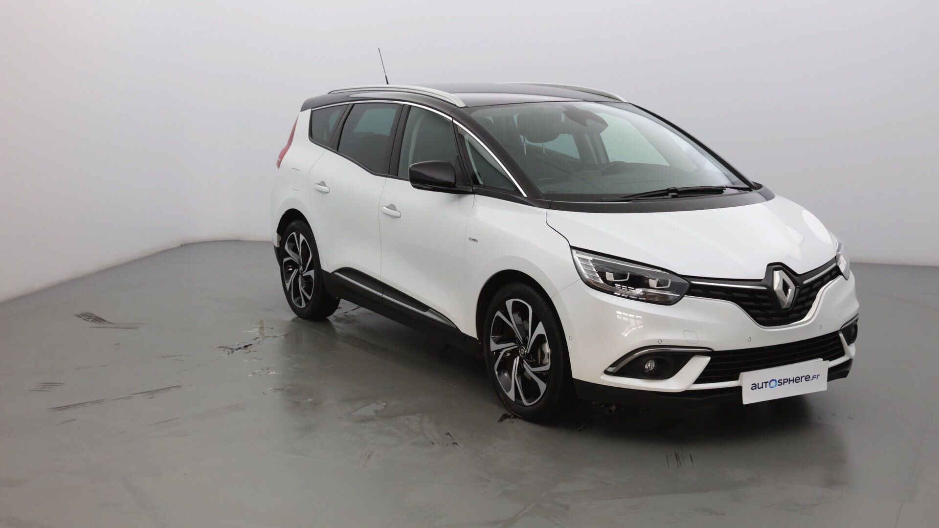 RENAULT GRAND SCENIC 1.3 TCE 140CH ENERGY INTENS - Miniature 3