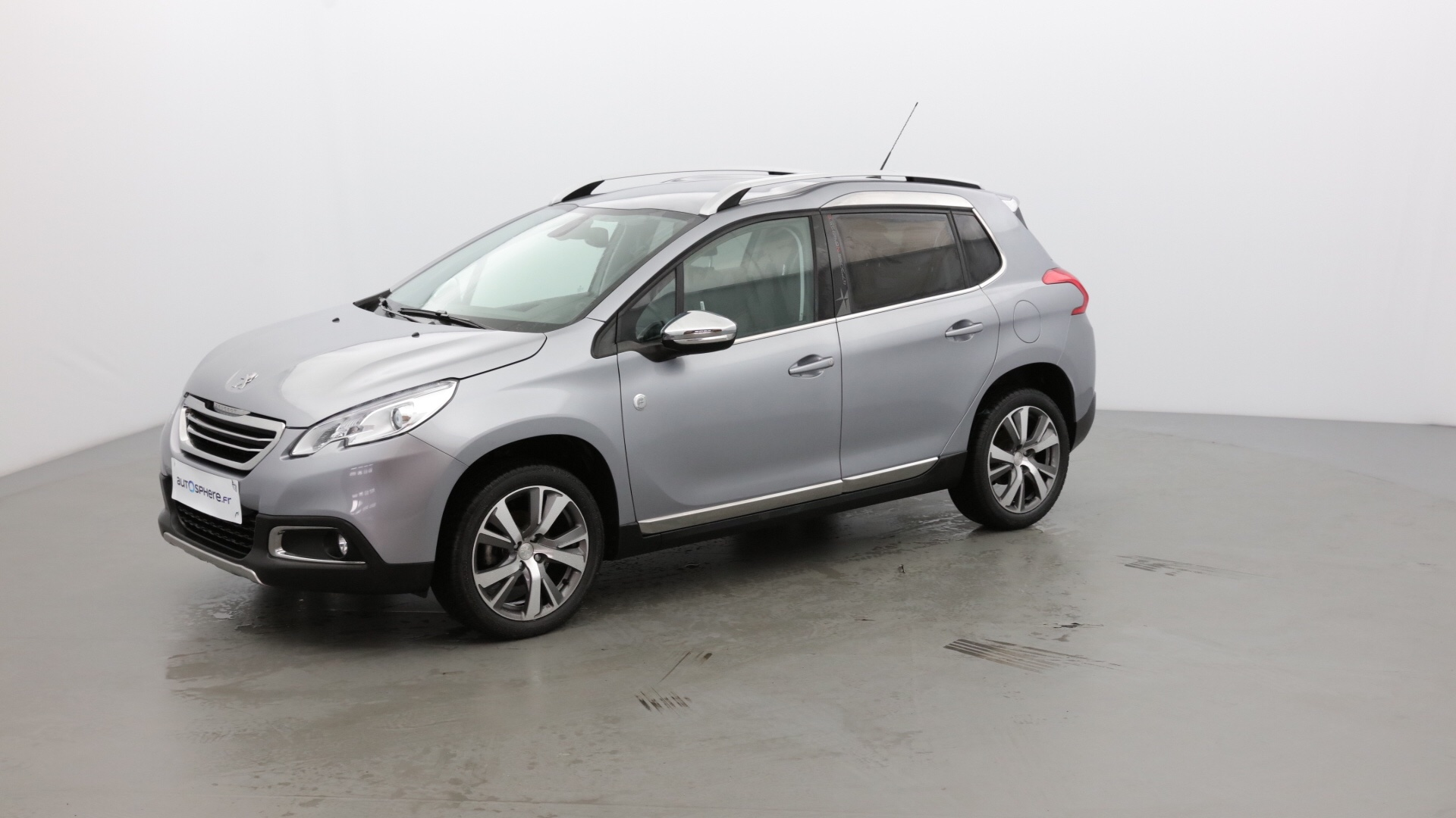 PEUGEOT 2008 1.6 BLUEHDI 100CH CROSSWAY S&S - Photo 1